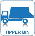 Tipper Bin