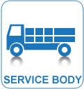 service body